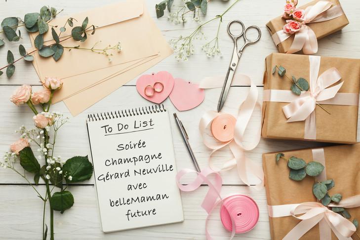 Pour un mariage sans prise de tête, un peu d'organisation s'impose !